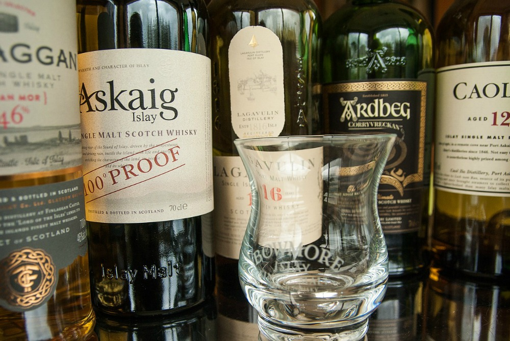 Whisky, Scotland