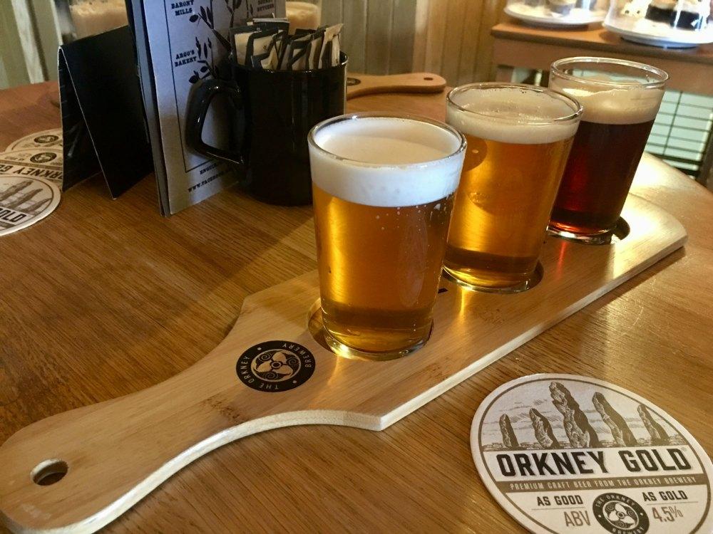 Orkney Brewery Beers