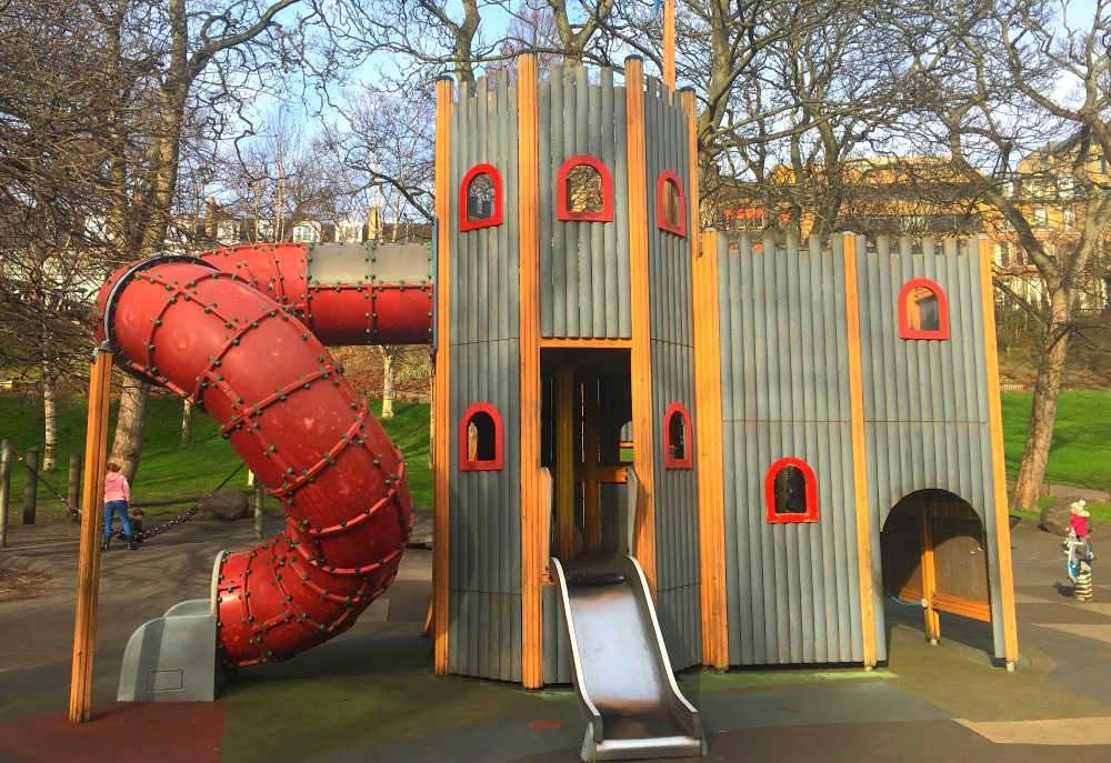 Princes Street Gardens Playground