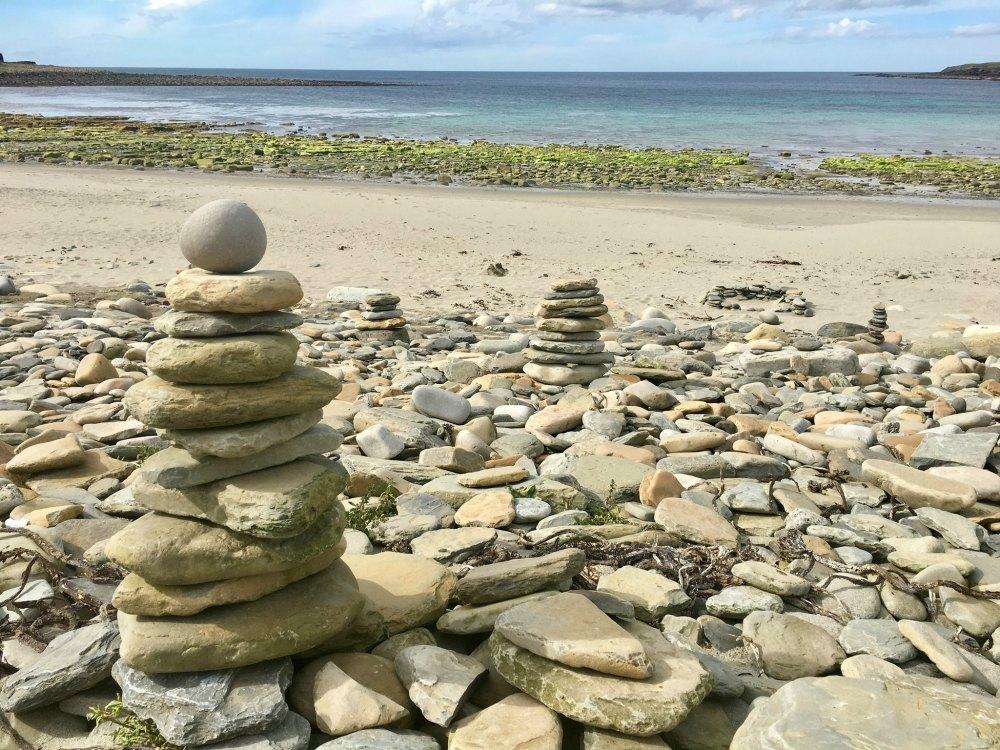 Skaill Beach, Orkney
