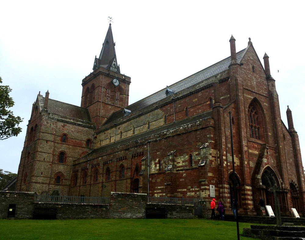 St Magnus Cathedral, Kirkwall, Orkney