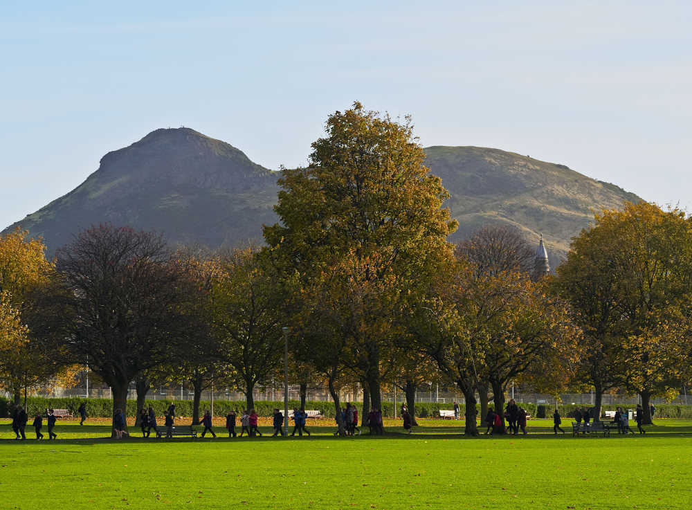 The Meadows Park, Edinburgh