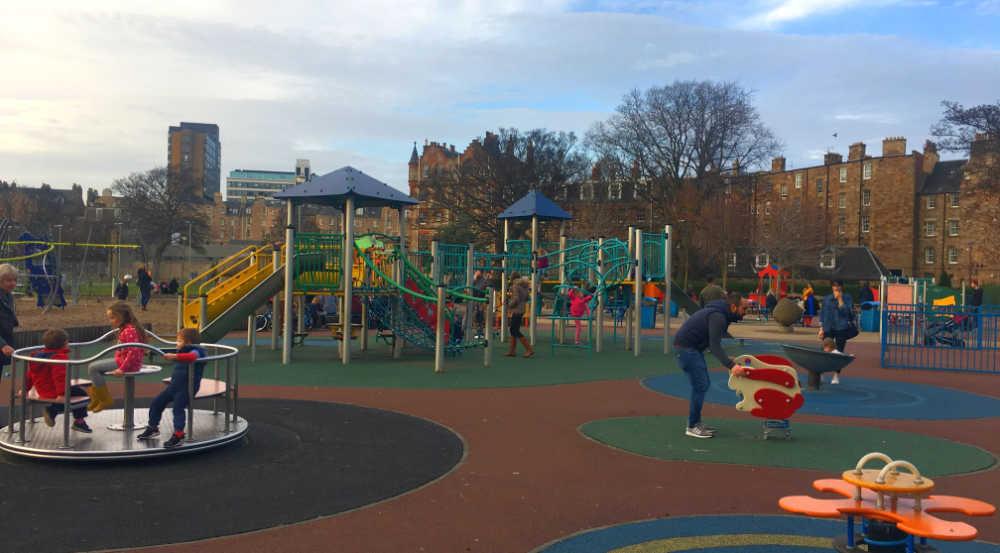 The Meadows Playground, Edinburgh