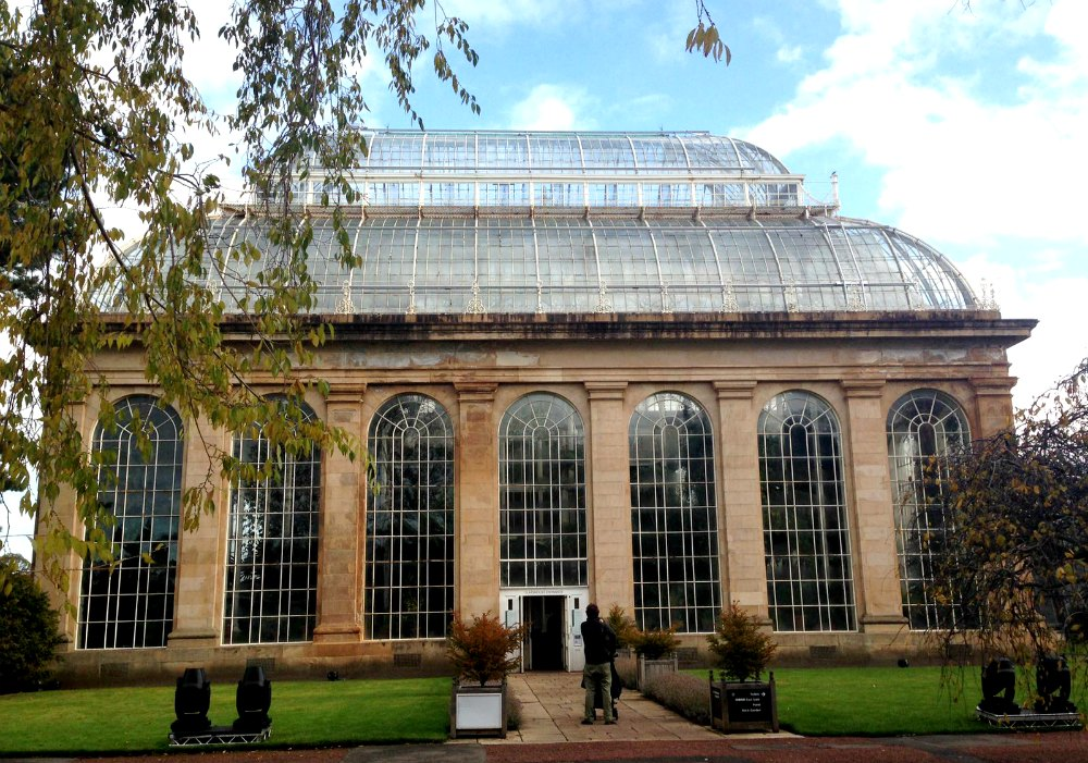 Botanics Glasshouse, Edinburgh