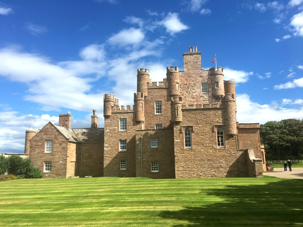 Castle of Mey, NC 500