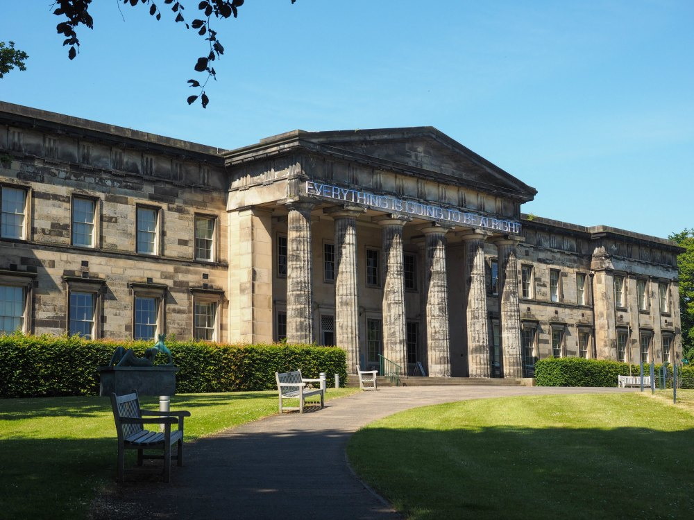 Edinburgh Scottish Modern Art Gallery