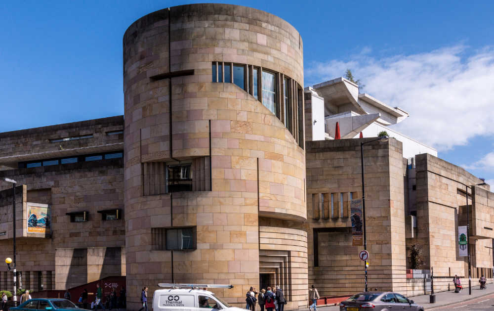 National Museum of Scotland, Edinburgh, Scotland