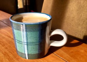 Tain pottery - small mug