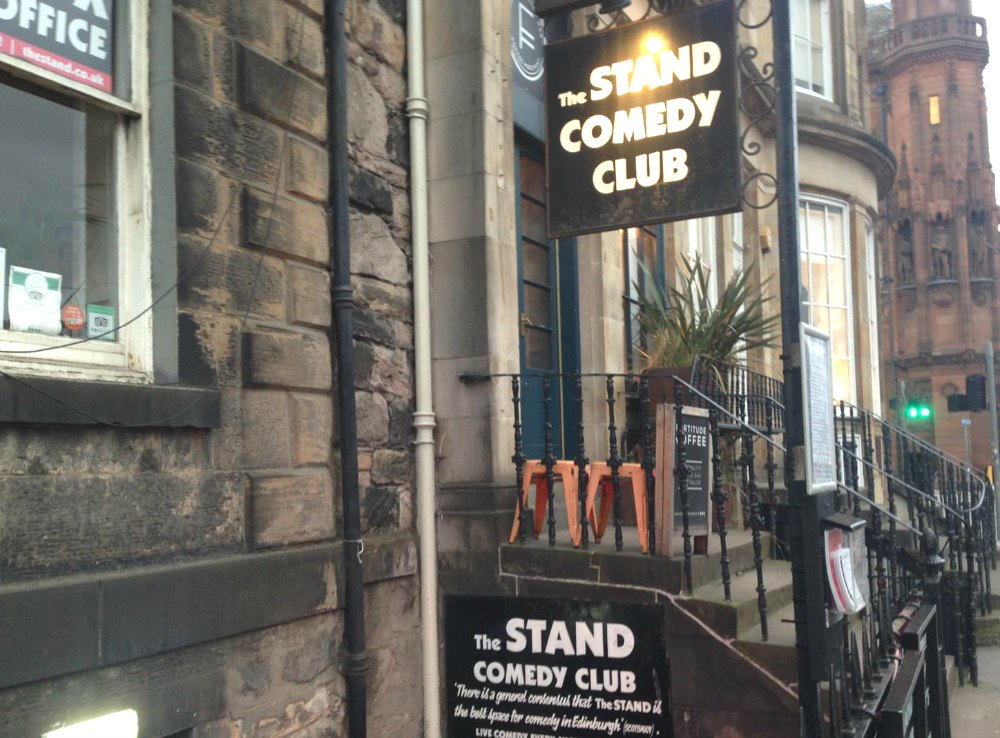 The Stand Comedy Club, Edinburgh