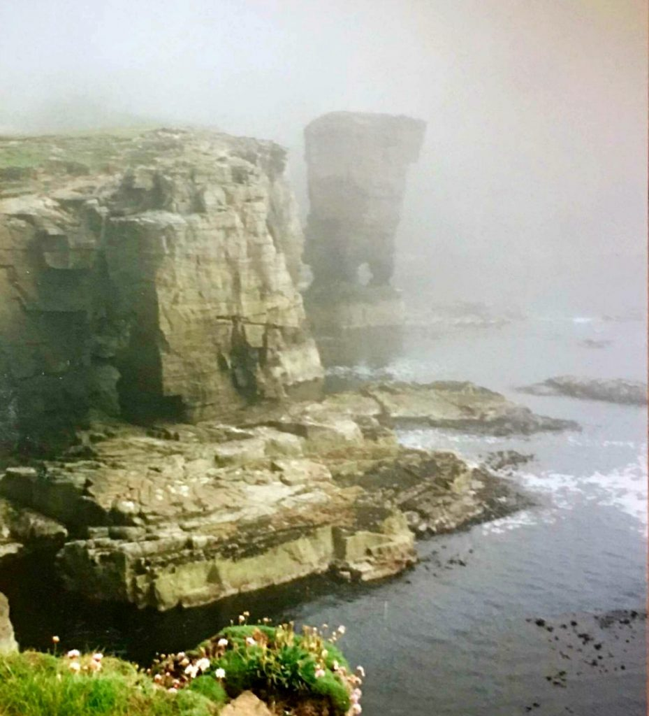 Yesnaby Stacks, Orkney