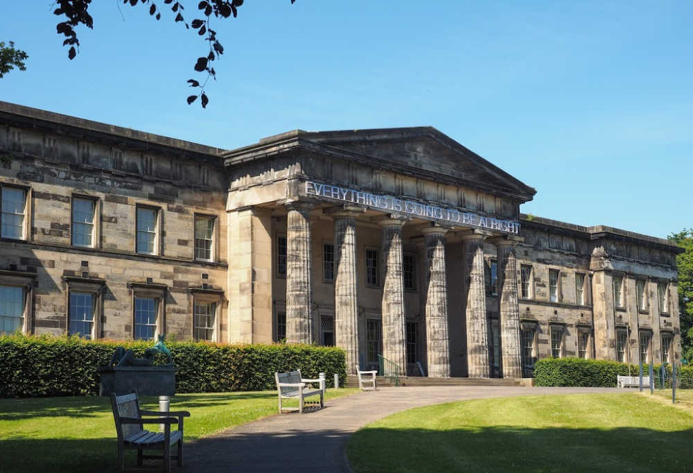 Modern Art Gallery, Edinburgh, Scotland