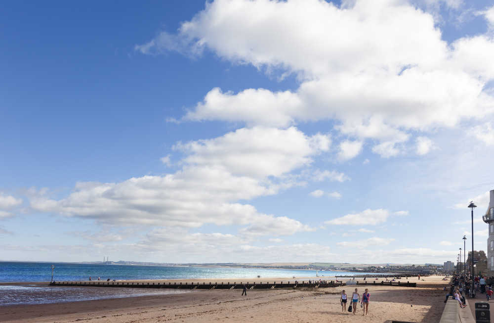 Portobello Beach, Scotland