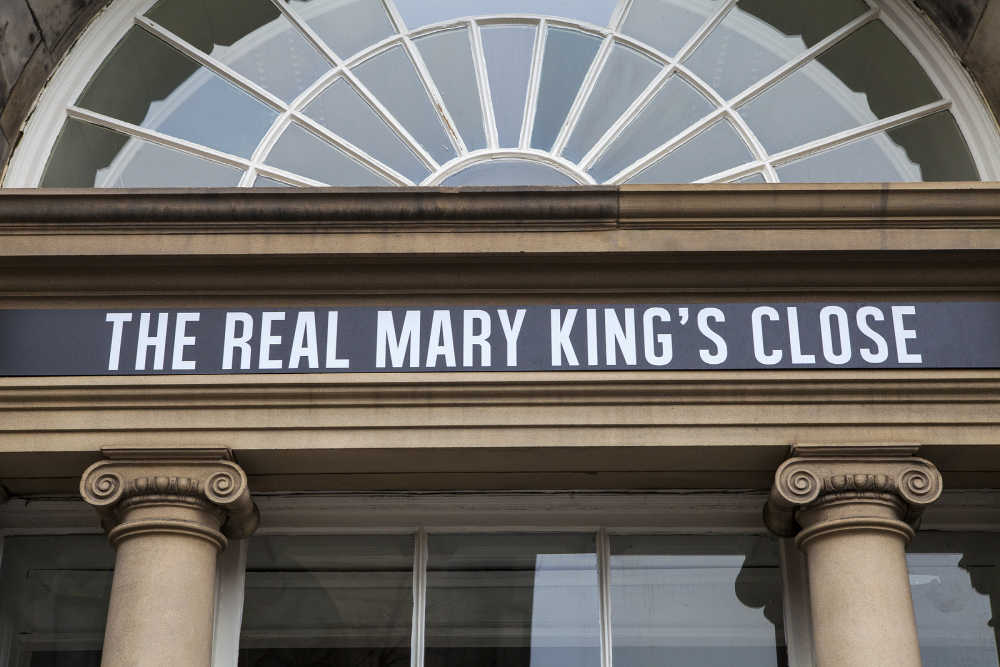 Real Mary King's Close, Edinburgh