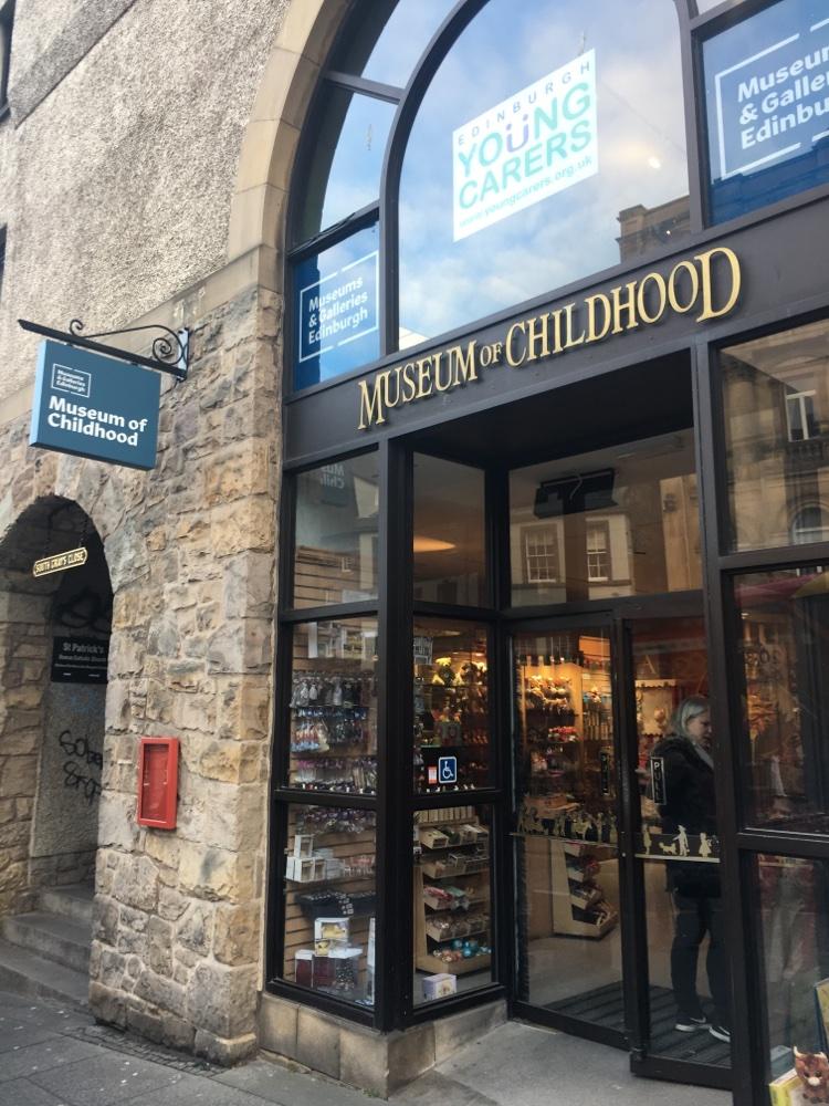 Museum of Childhood, Edinburgh