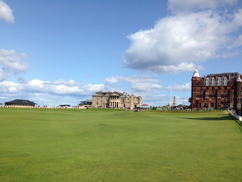 The Old Course + R&A, St Andrews