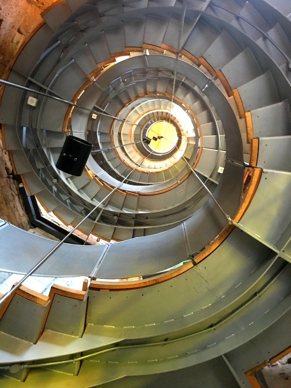 Glasgow - The Lighthouse Staircase
