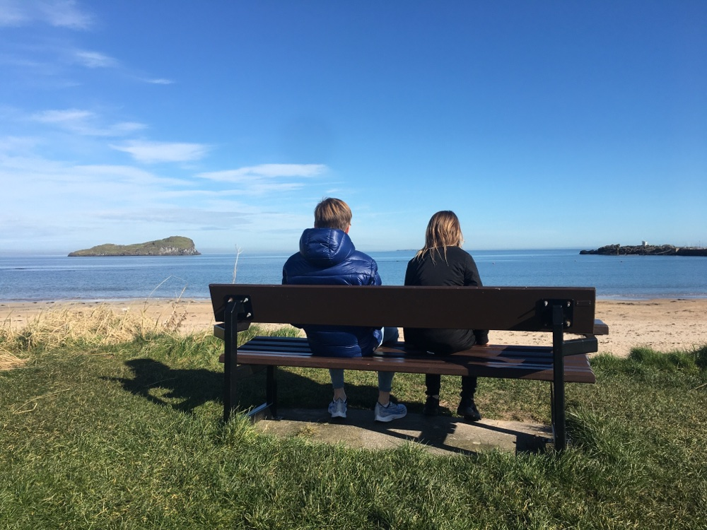 North Berwick + kids